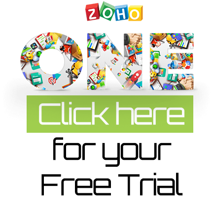 Start your Zoho One free trial
