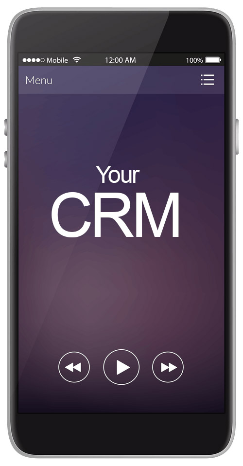 Your CRM App?